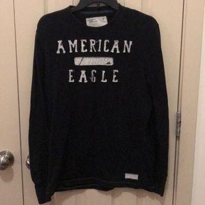 Men's American Eagle Long Sleeve Tee Size Medium